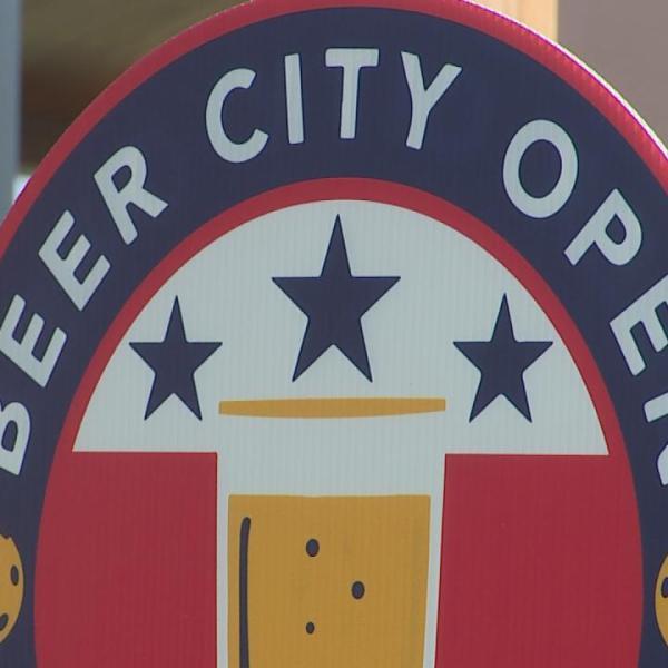 beer city open pickleball tournament