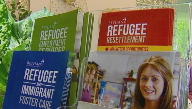 Report: Refugee resettlement program in jeopardy