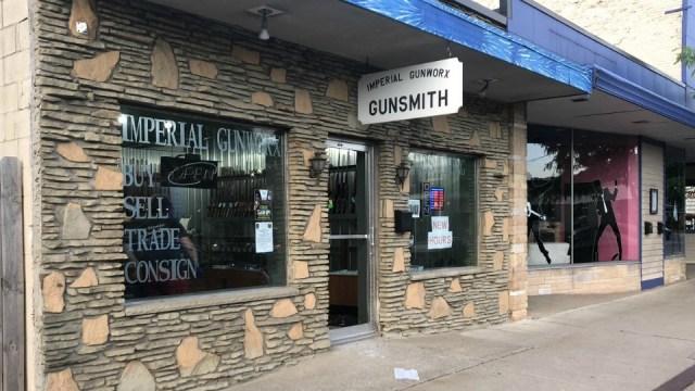 Boy, 14, among teens accused of gun shop thefts