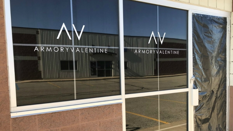 kentwood armory valentine break-in