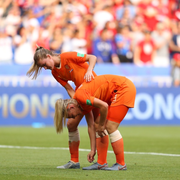 USA vs Netherlands Women's World Cup