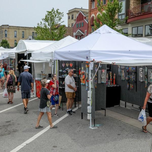 Grand Haven Art Festival 2019