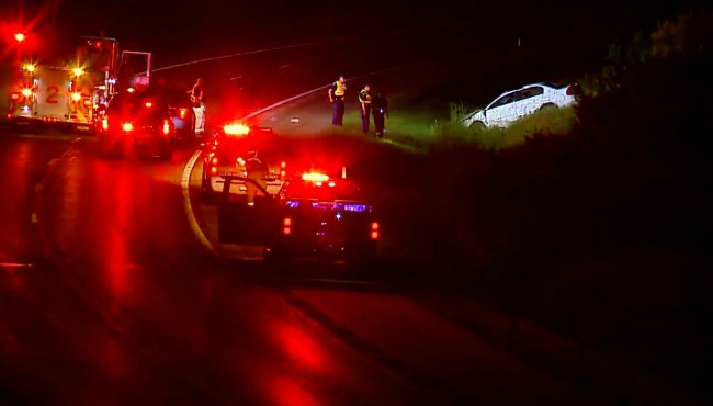 I-96 fruitridge crash