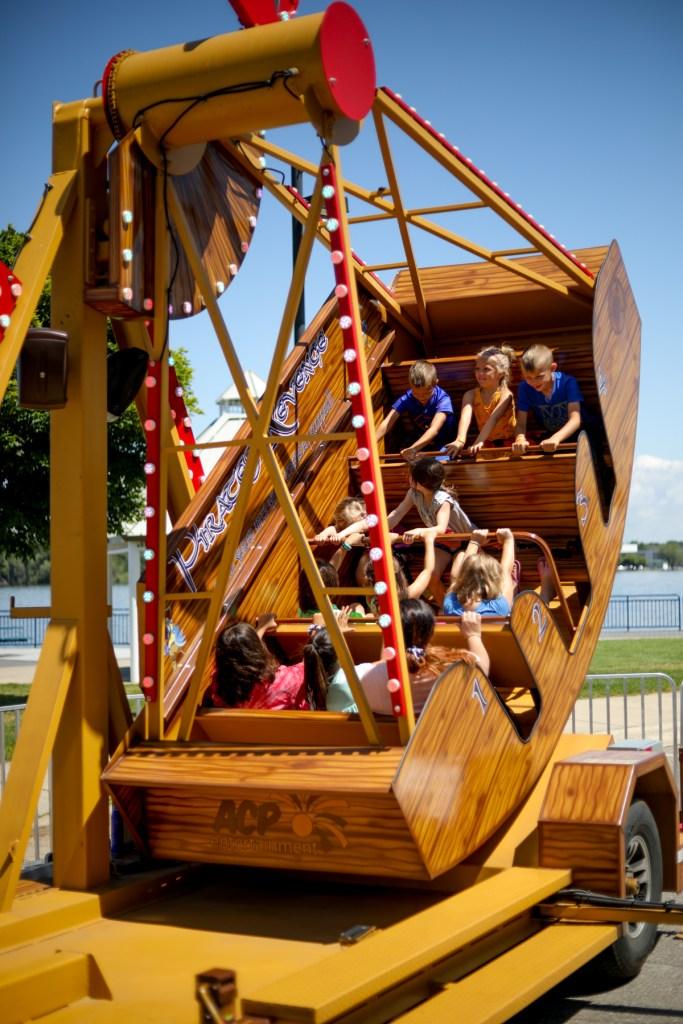 Maranda Park Party Kollen Park