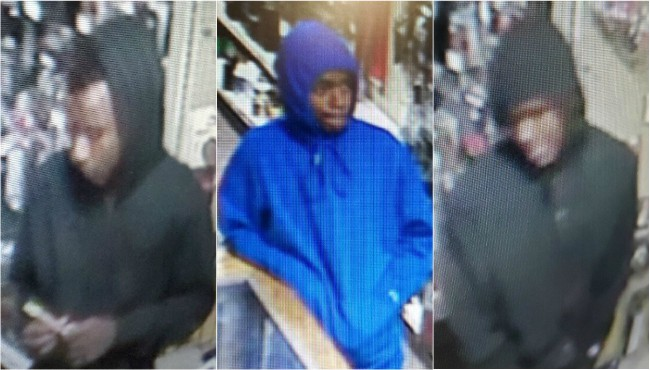 Lakeview robbery suspects