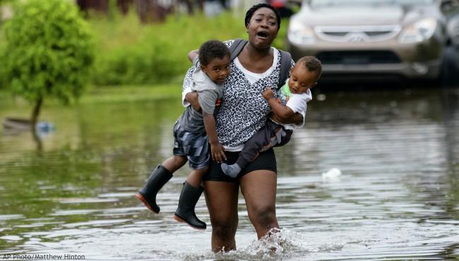 Louisiana severe weather