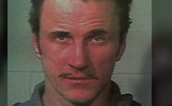 An undated booking photo of Marvin Gabrion, a convicted murder from Michigan.