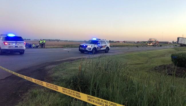 Polkton Township crash