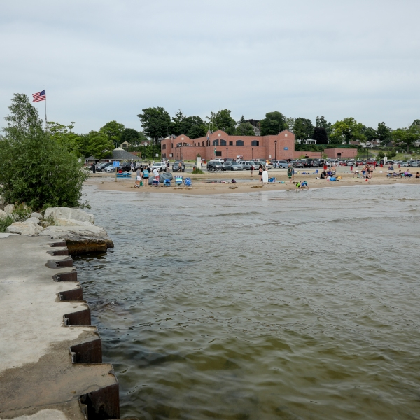 South Haven high water