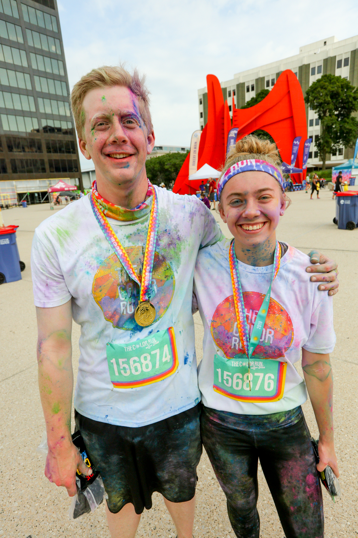 Color Run Grand Rapids 2020.Photos Color Run 2019 Woodtv Com