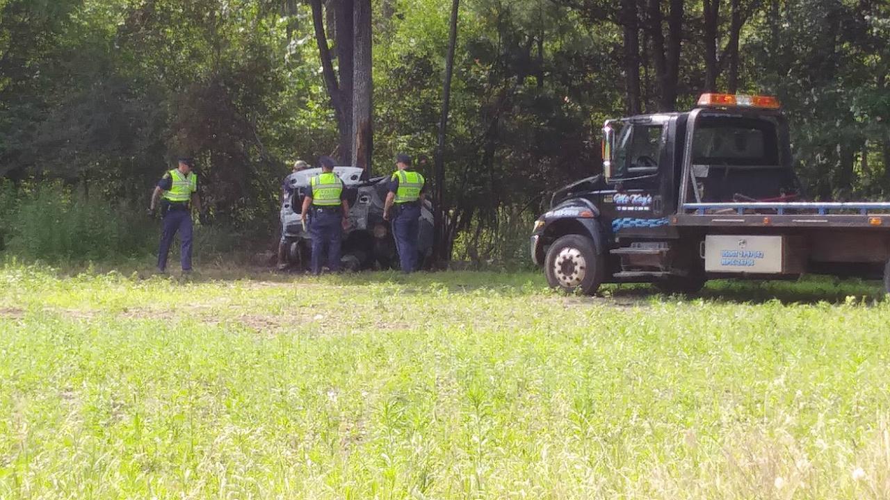 reynolds township yankee road crash