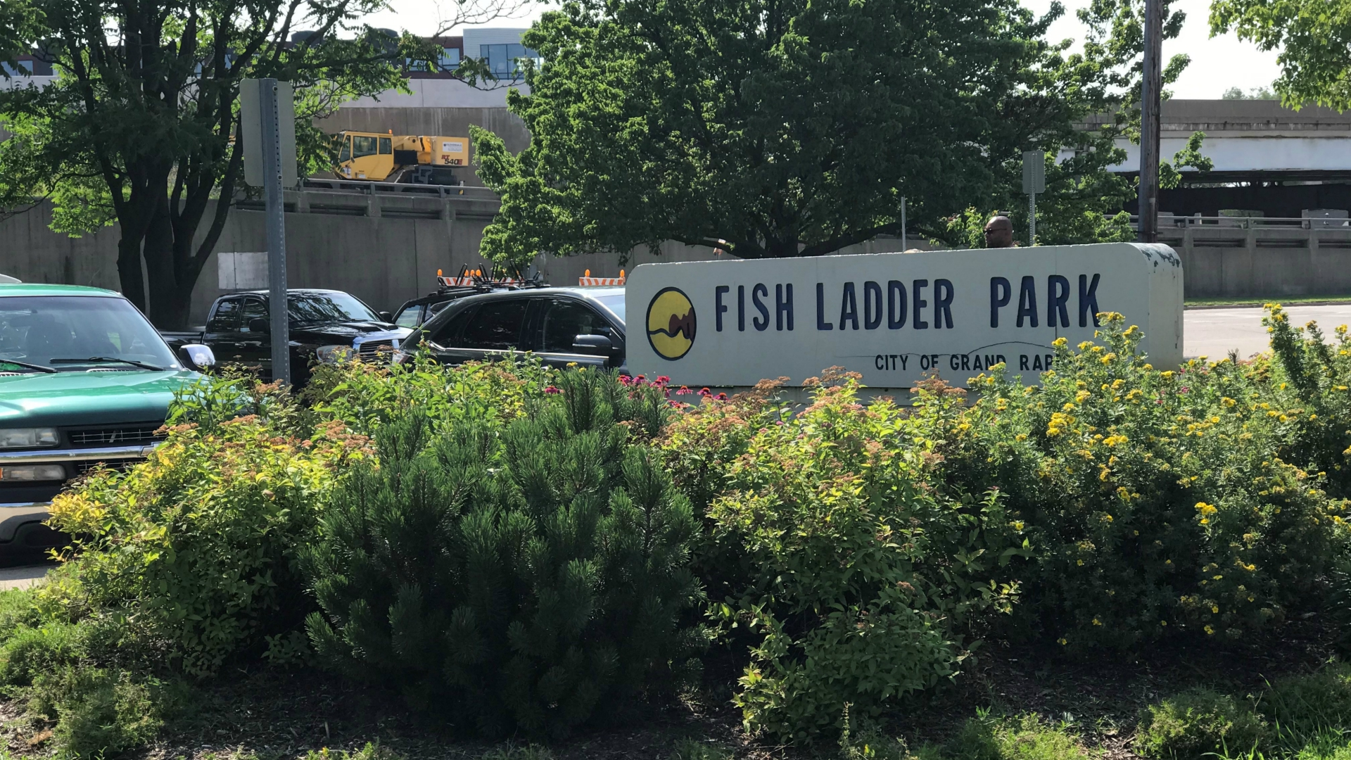 Fish Ladder Park