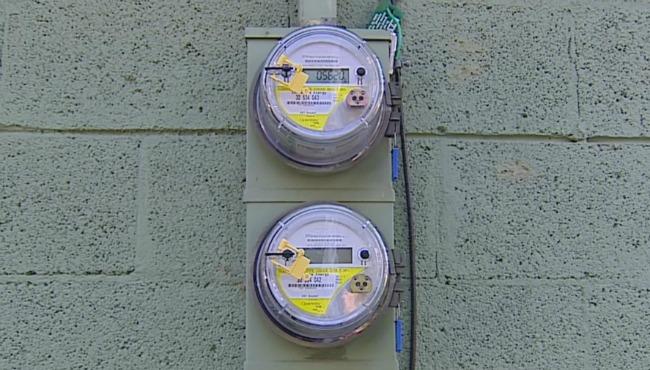 Consumers Energy smart meters