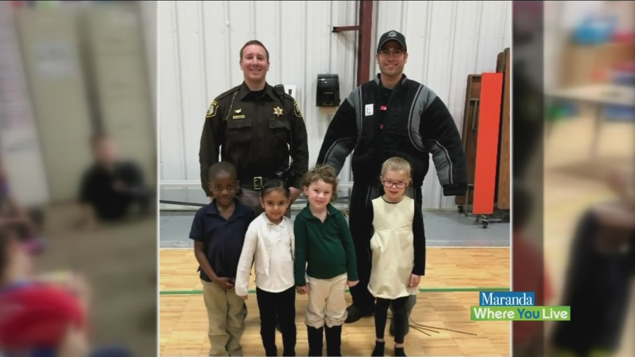 Grand Rapids Gas Prices >> Battle Creek school partners with local law enforcement to ...