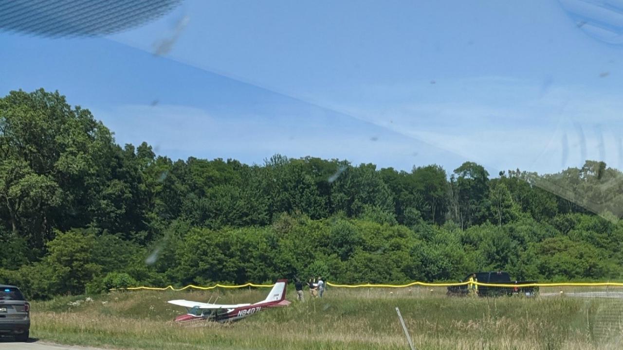 plainwell municipal airport plane crash