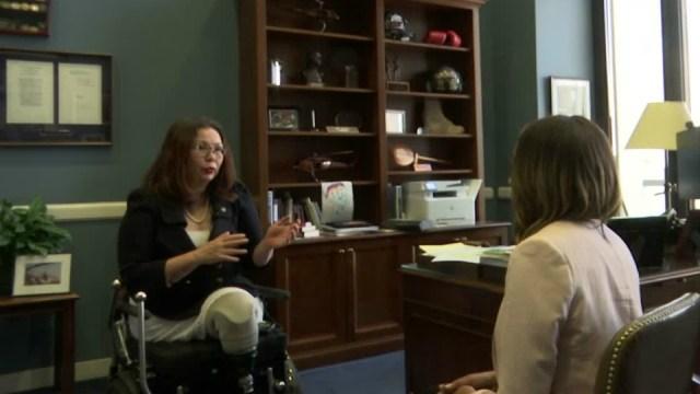 Bill would give disabled vets free TSA Precheck