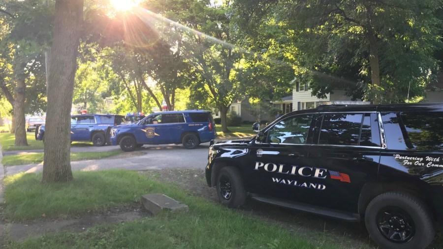 Wayland sex trafficking bust