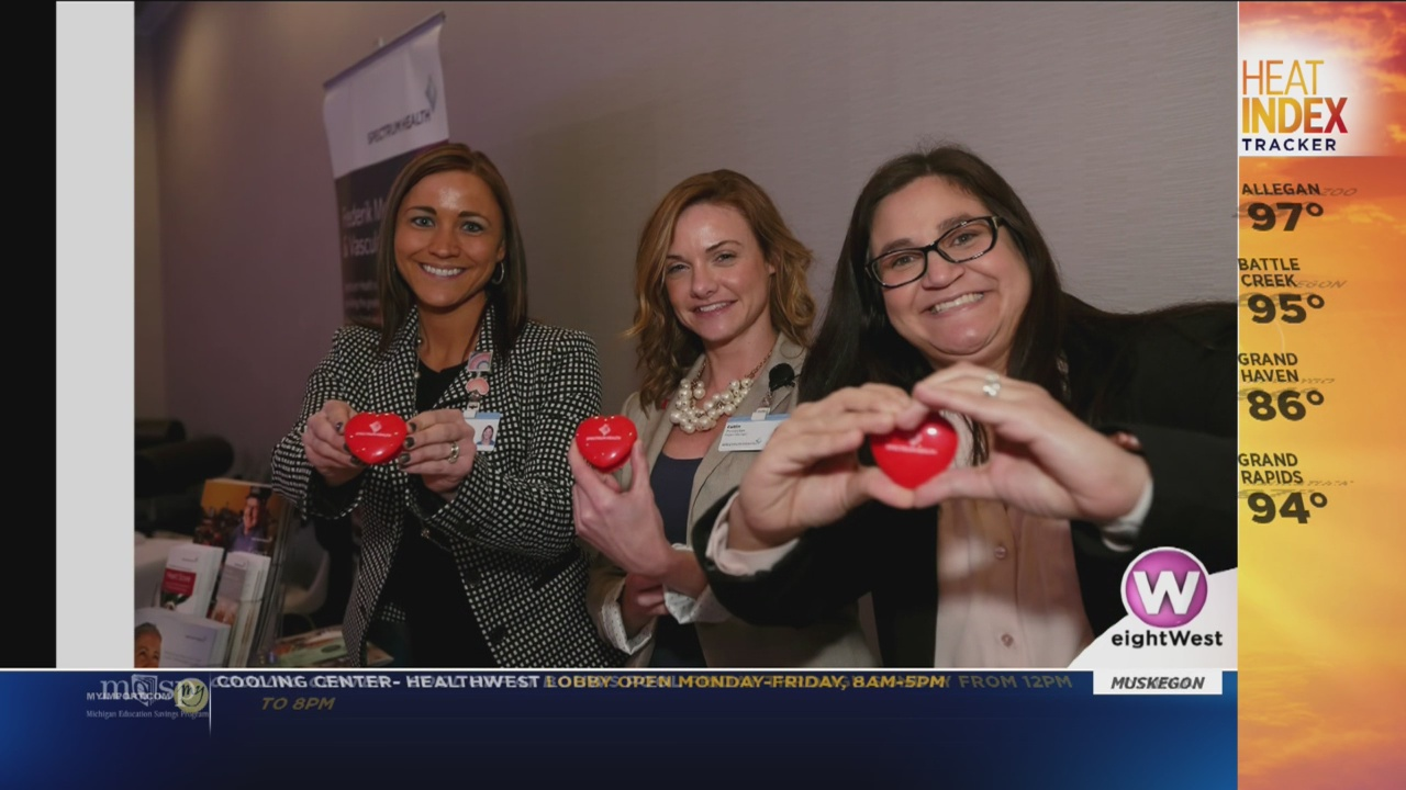 West Michigan Women Leading The Way At Spectrum Health And Helen Devos Children S Hospital