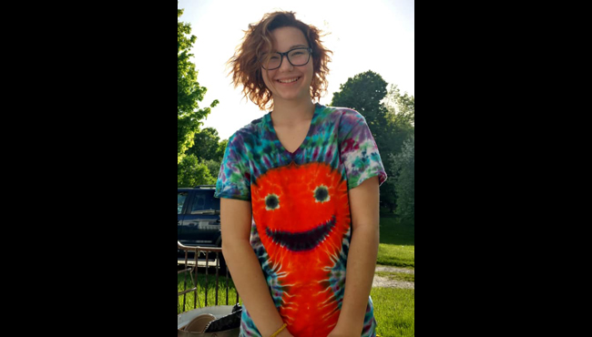 An undated photo of Gracie Hewartson. (Courtesy of Allegan County Sheriff's Office)