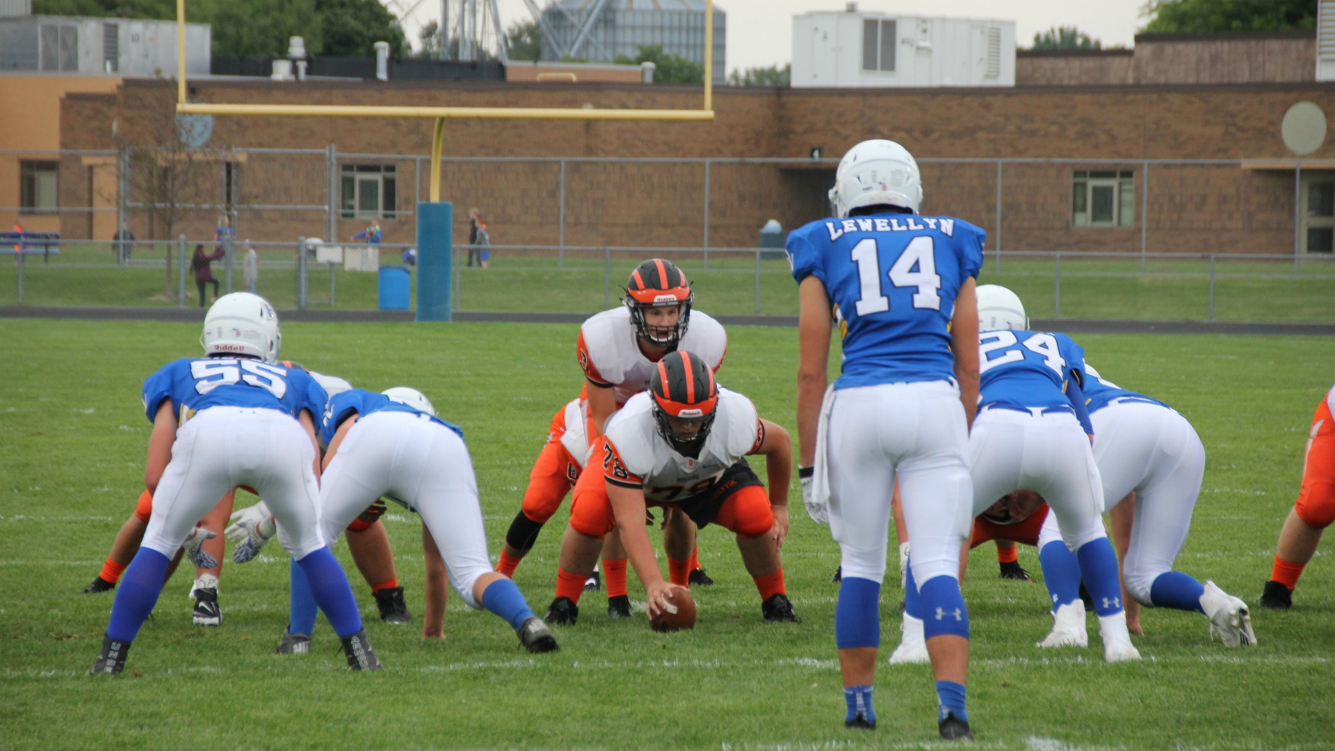 hopkins belding football