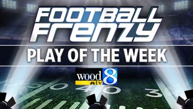 POLL: Football Frenzy play of the week — Week 1