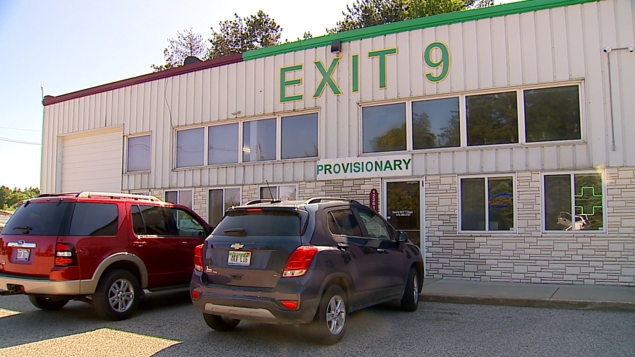 Exit 9 Provisionary