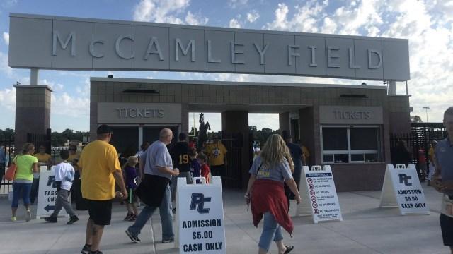 Football Frenzy Week 3: Where we'll be