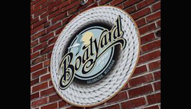 Boatyard Brewing logo
