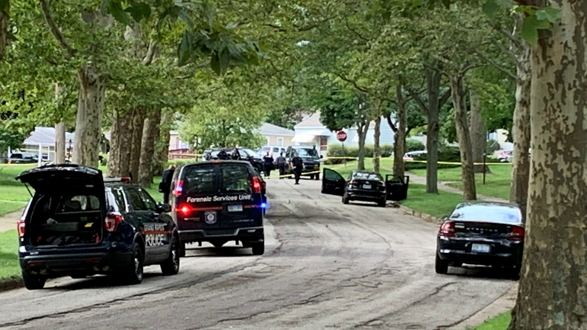 grand rapids ravine drive nw shooting