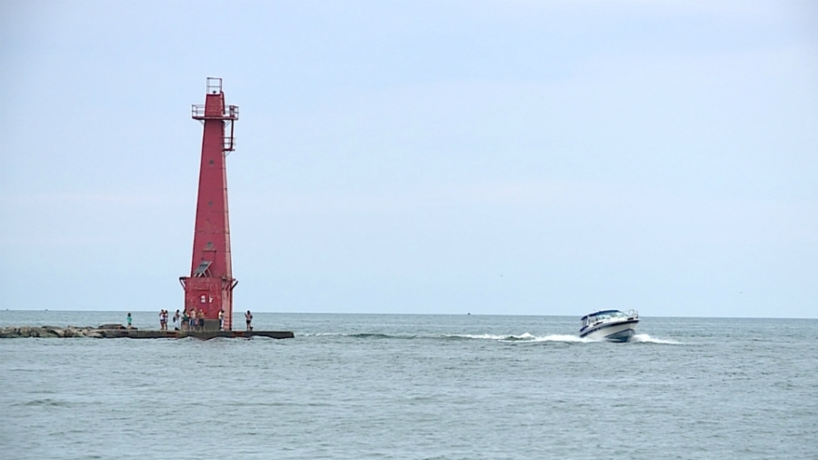 muskegon south breakwater lighthouse