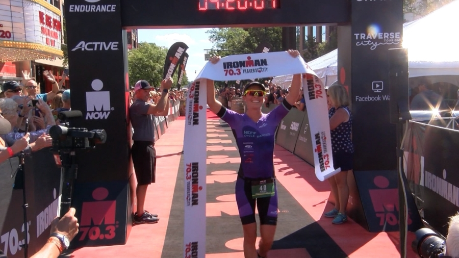 traverse city ironman jackie hering