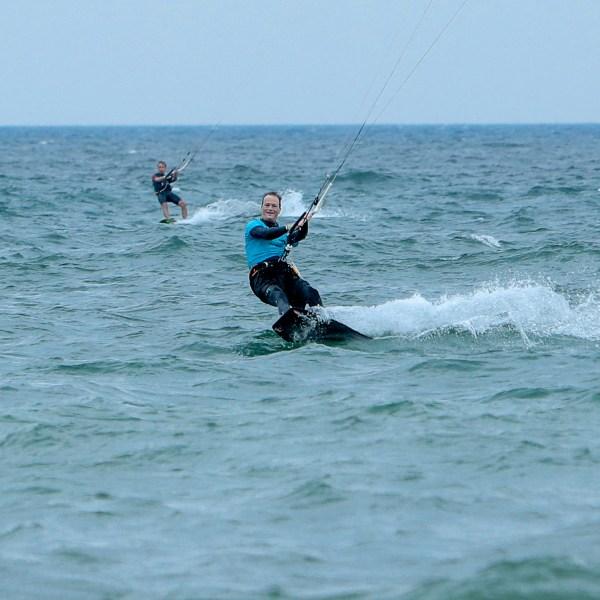 King of the Great Lakes Kitesurf Test Fest