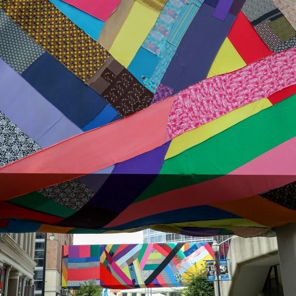 Kaleidoscopic Amanda Browder
