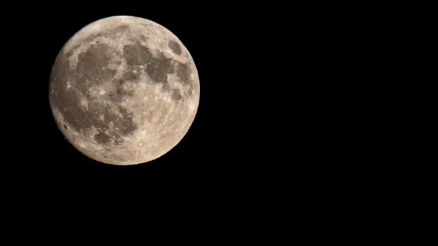 Superstitions doubled: Full moon falls on Friday the 13th for most