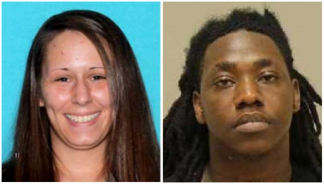 An undated courtesy photos of Kristen Enriquez, left, and Jamichael Smith, right. (Ottawa County Sheriff's Office)