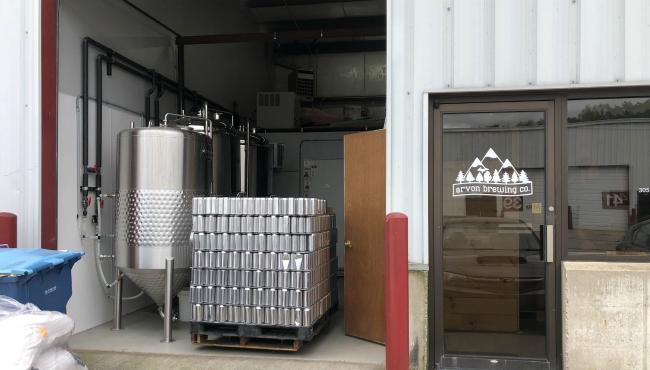 arvon brewing company