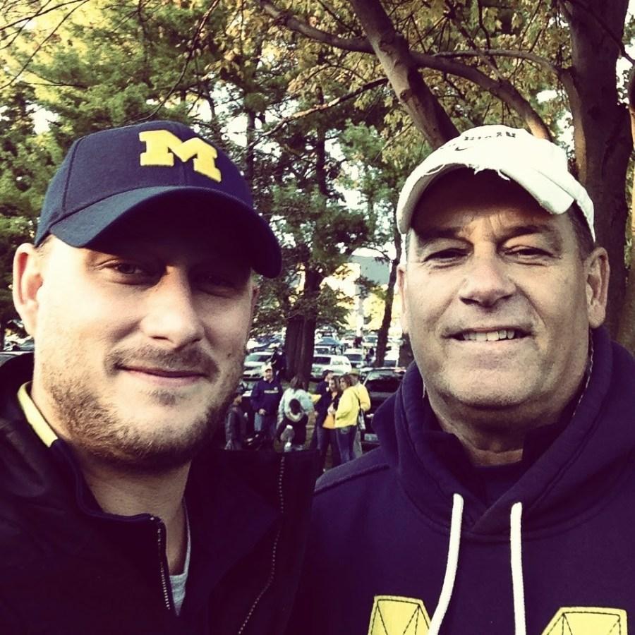 Jordan Beel and dad file