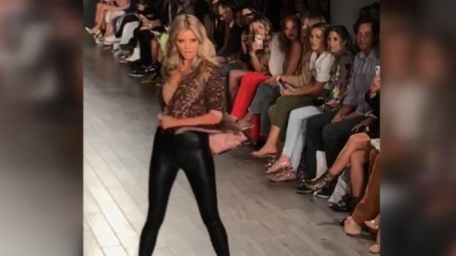 Fashion Week model wants to make Greenville proud