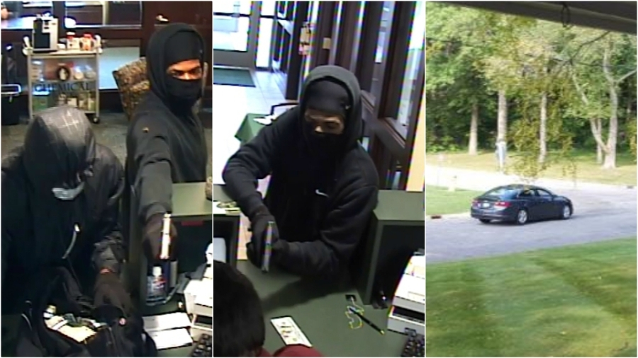 oshtemo township chemical bank robbery