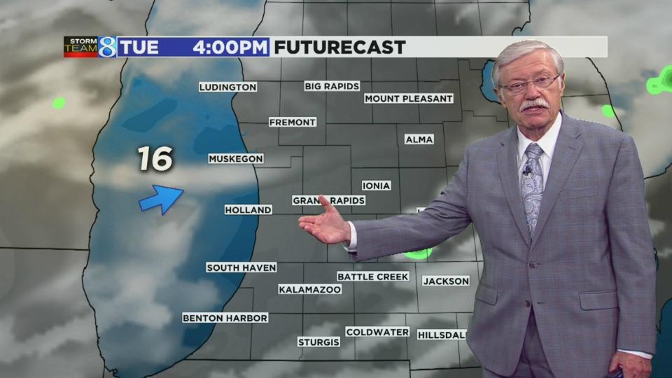 Storm Team 8 Forecast   WOODTV com