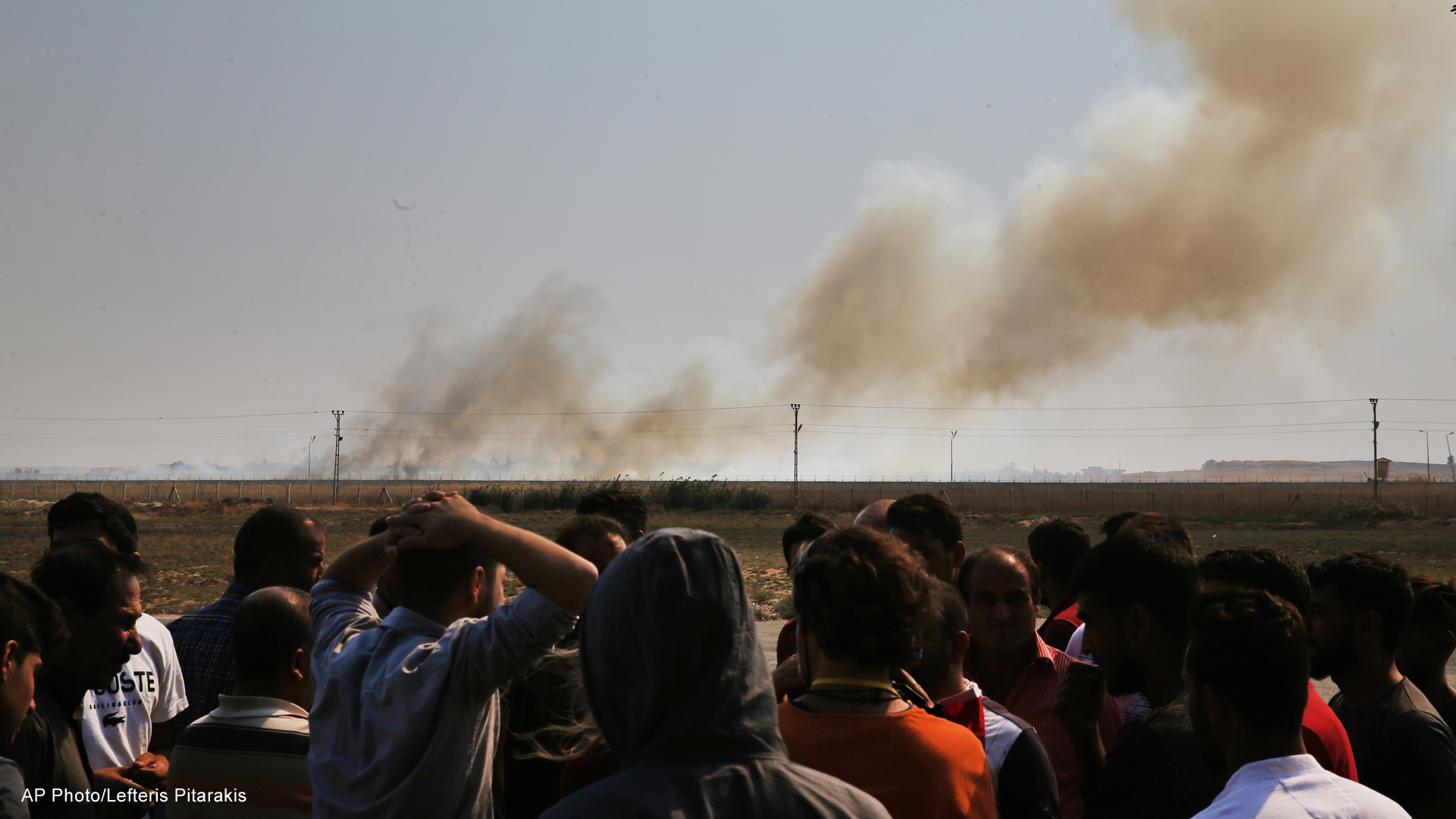 Turkey offensive in Syria