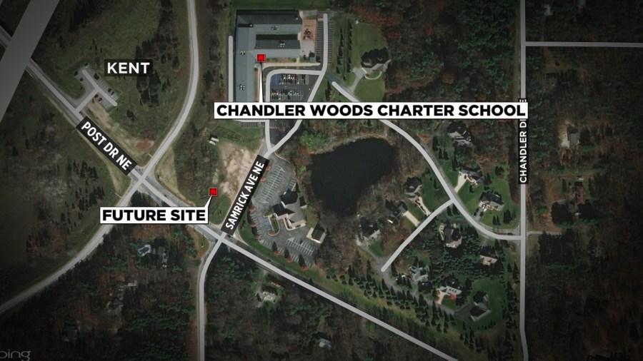 chandler woods charter school J&H site