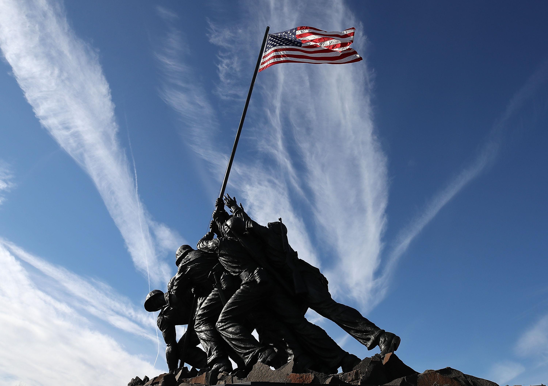 Iwo Jima US Marine Corps Memorial