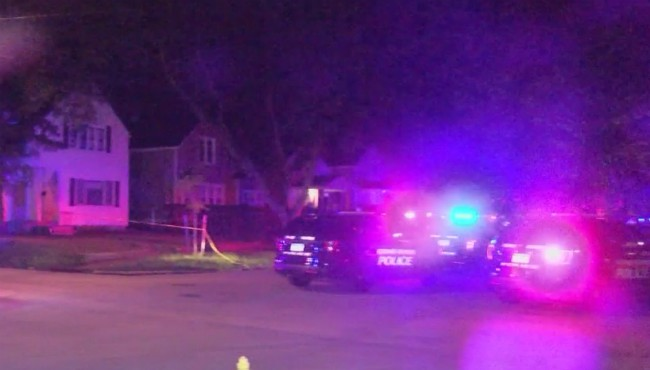 Police are investigating after three people were shot in Grand Rapids Monday, Oct. 7, 2019.