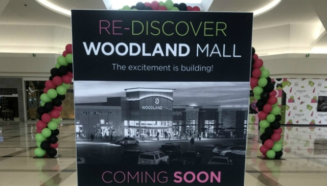 Woodland Mall previews expansion ahead of grand opening