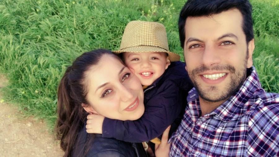 bashir talati family