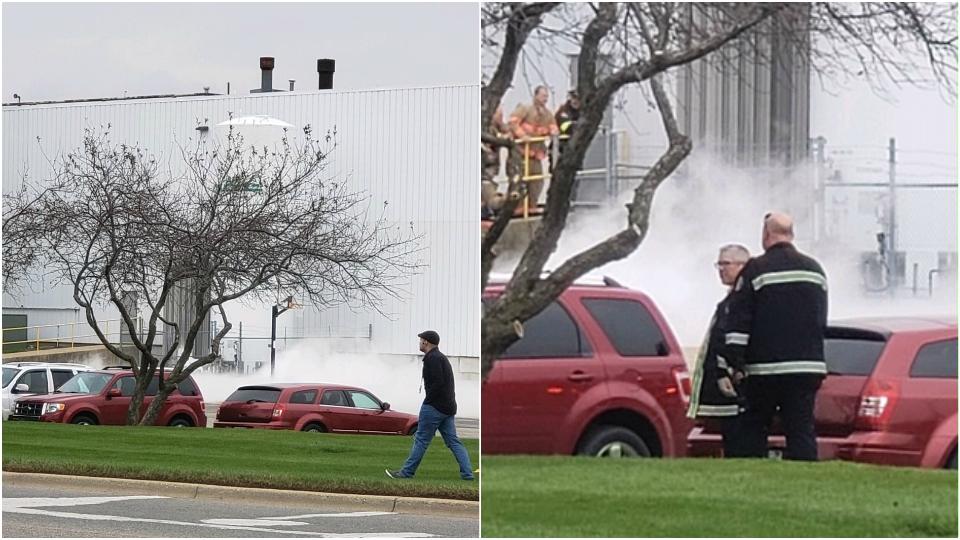 ge aviation liquid nitrogen spill