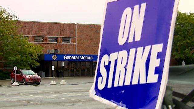 Wyoming GM workers hopeful strike to end soon