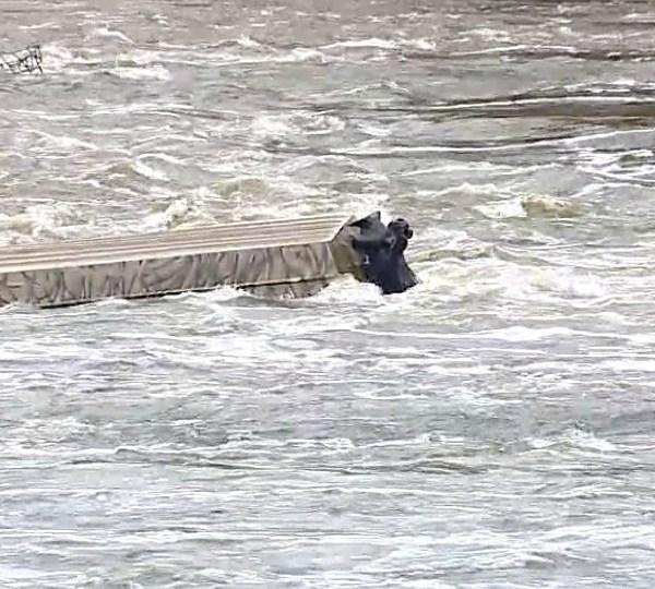 grand river boat capsized