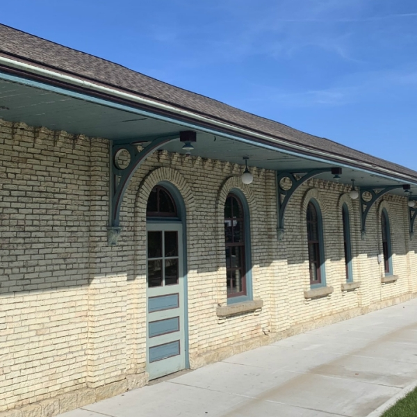 grand haven grand trunk depot